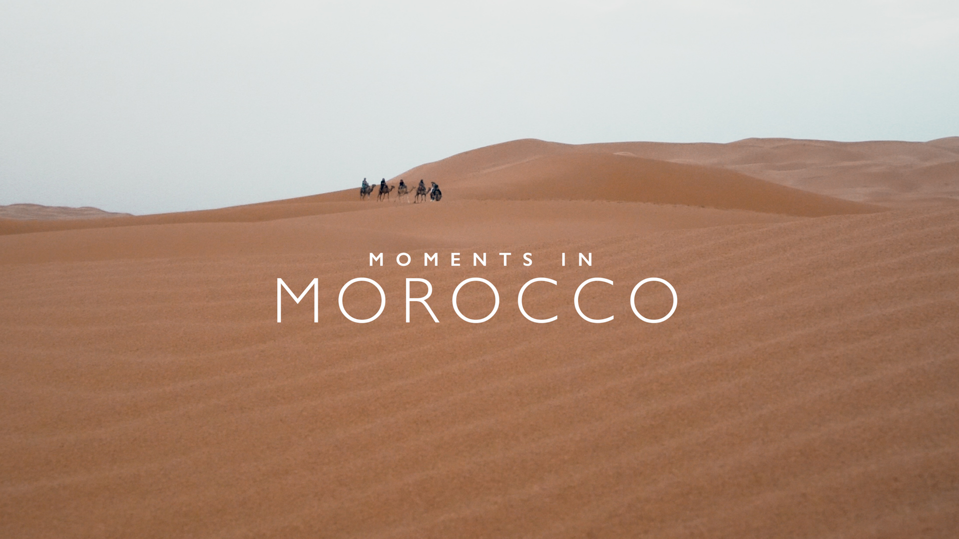 Moments in Morocco